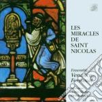 I Miracoli Di San Nicola  - Deschamps Anne-marie Dir  /ensemble Venance Fortunat cd musicale