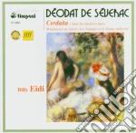 Severac Deodat De - Baigneuses Au Soleil, Cerdana, Sous Le Lauriers-roses  - Eidi Billy  Pf cd musicale di Severac deodat de