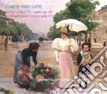 Saint-saens Camille - Sinfonia N.2  Suite Op.49  Concerto Per Violoncello N.2 cd musicale di SAINT-SA?NS