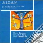 Alkan Charles Valentin - Gran Duetto Concertante Per Violino E Pianoforte Op.21 cd musicale di ALKAN