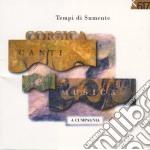 MUSICA CORSA cd musicale