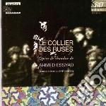 LE COLLIER DES RUSES cd musicale