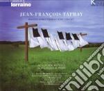 Jean-Francois Tapray - Oeuvres Concertantes Avec Clavier cd musicale di Jean-franÇois Tapray