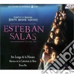 Salas Esteban - Cantus In Honore Beatae Mariae Virginis cd musicale di Esteban Salas