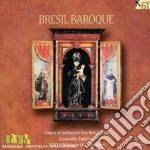 BRESIL BAROQUE: MUSICA SACRA, NEGRO SPIR cd musicale