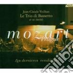 Mozart Wolfgang Amadeus - Prague, Les Dernieres Vendanges cd musicale di Wolfgang Amadeus Mozart