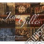 Gilles Jean - Grands Et Petits Motets cd musicale di Jean Gilles