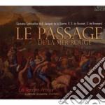 Jacquet De La Guerre Elisabeth - Il Passaggio Del Mar Rosso cd musicale di JACQUET DE LA GUERRE