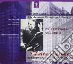 Reiner Fritz Vol.3  - Reiner Fritz Dir  /rchestra Sinfonica Di Pittsburgh - Early North American Orchestra Recordings cd musicale