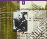 Reiner Freitz Vol.4  - Reiner Fritz Dir  /caratelli Fl, Orchestra Sinfonica Di Pittsburgh cd musicale