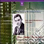 Barbirolli John Vol.1  - Barbirolli John Dir  /new York Philharmonic Orchestra cd musicale