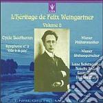 Weingartner Felix Vol.8  - Weingartner Felix Dir  /kelletsgruber, Anday, Maikl, Mayr, Wiener Staatsopernchor, Wiener Philharmoniker cd musicale