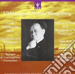 Mengelberg Willem Interpreta  - Mengelberg Willelm Dir  /of Di Ny, Concertgebow - Ciclo Ciaikovsky Vol.7 cd musicale