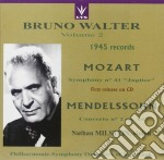 Walter Bruno Vol.2  - Walter Bruno Dir  /nathan Milstein Vl, Pso Of New Yo cd musicale