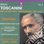 Toscanini Arturo Vol.6  - Toscanini Arturo Dir  /edmund Kurz Vlc, cd musicale