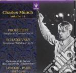 MUNCH CHARLES VOL.11 cd musicale