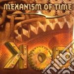Kob - Mekanism Of Time cd musicale di KOB