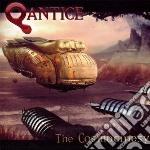 Qantice - The Cosmocinesy cd musicale di Qantice