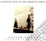 United Tribes - Pow Wow Wow Vol.1 cd musicale di UNITED TRIBES