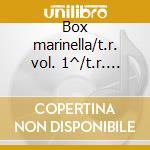 Box marinella/t.r. vol. 1^/t.r. vol. 2^ cd musicale di Tino Rossi