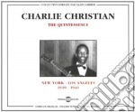 Charlie Christian - The Quintessence 1939-41 cd musicale di CHRISTIAN CHARLIE