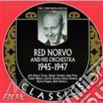 1945-1947 cd musicale di Red norvo & his orch