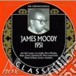 James Moody - 1951 cd musicale di James Moody