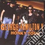 George Hamilton - Honky-tonk Deluxe cd musicale di HAMILTON GEORGE