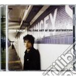Jesse Malin - The Fine Art Of Self D. cd musicale di Jesse Malin
