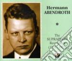 ABENDROTH HERMANN INTERPRETA cd musicale