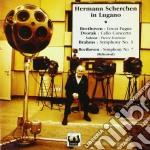 SCHERCHEN HERMANN IN LUGANO cd musicale