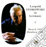 STOKOWSKI IN GERMANY cd musicale