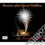 Passione secondo matteo bwv 244 cd musicale di Johann Sebastian Bach
