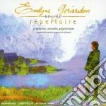 Evelyne Girardon - Repertoire cd musicale di Evelyne Girardon