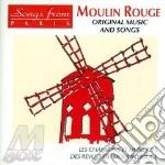 Moulin rouge cd musicale di Artisti Vari