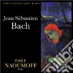 Bach J.S. - Trascrizioni Per Pianoforte: Bwv 582, 533, 245, 536, 243, 198, 599, 202, 127  - Naoumoff Emile  Pf cd musicale di Bach johann sebasti