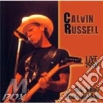 LIVE 1990 AT THE KREMLIN cd musicale di CALVIN RUSSELL