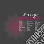LOUNGE ANTHOLOGY  (BOX 4 CD) cd musicale di ARTISTI VARI