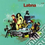 LATINA FEVER VOL.4  ( BOX 4 CD) cd musicale di ARTISTI VARI