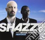 Shazz - Heritage cd musicale di SHAZZ