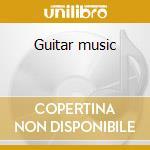 Guitar music cd musicale