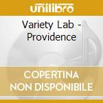Providence cd musicale
