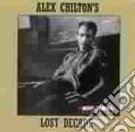 LOST DECADE cd musicale di CHILTON ALEX