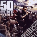 Dj Whoo Kid - 50 Cent - Mixtape Best Of cd musicale di Dj whoo kid