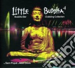 Little buddha vol.4 cd musicale di Artisti Vari