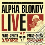 Live at paris zenith cd musicale di Blondy Alpha