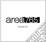 Area 765 - Volume 1 cd musicale di Area 765