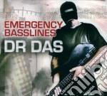Dr Das - Emergency Basslines cd musicale di Das Dr