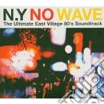 New York No Wave cd musicale di ARTISTI VARI