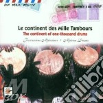 Le continents des mille tambours cd musicale di Air mail music